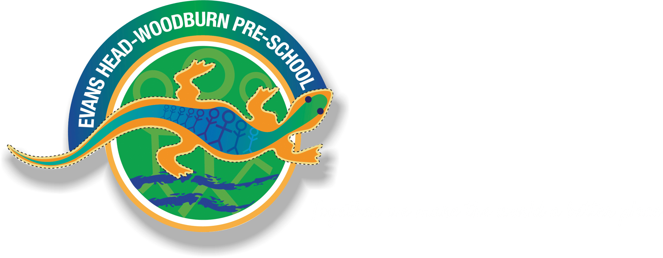 Evans Head Woodburn Pre School Logo